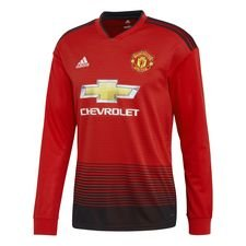 Manchester United Home Shirt 2018/19 L/S PRE-ORDER
