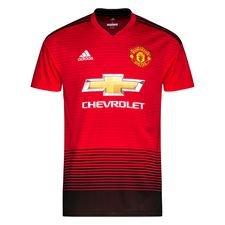 Manchester United Hemmatröja 2018/19 Barn