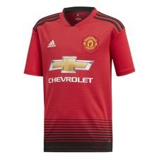 Manchester United Home Shirt 2018/19 Kids PRE-ORDER