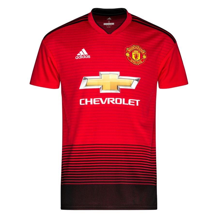 Manchester United Hjemmedrakt 2018/19 Barn