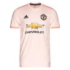 Manchester United Bortatröja 2018/19 Barn