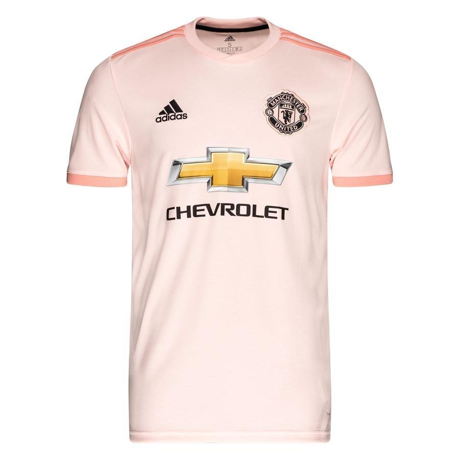 Manchester United Udebanetrøje 2018/19 Børn