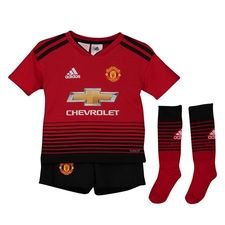 Manchester United Hemmatröja 2018/19 Mini-Kit