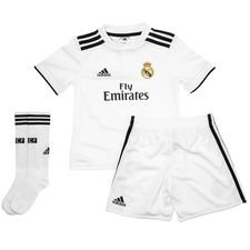 Real Madrid Hemmatröja 2018/19 Mini-Kit Barn