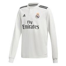 Real Madrid Hemmatröja 2018/19 L/Ä Barn