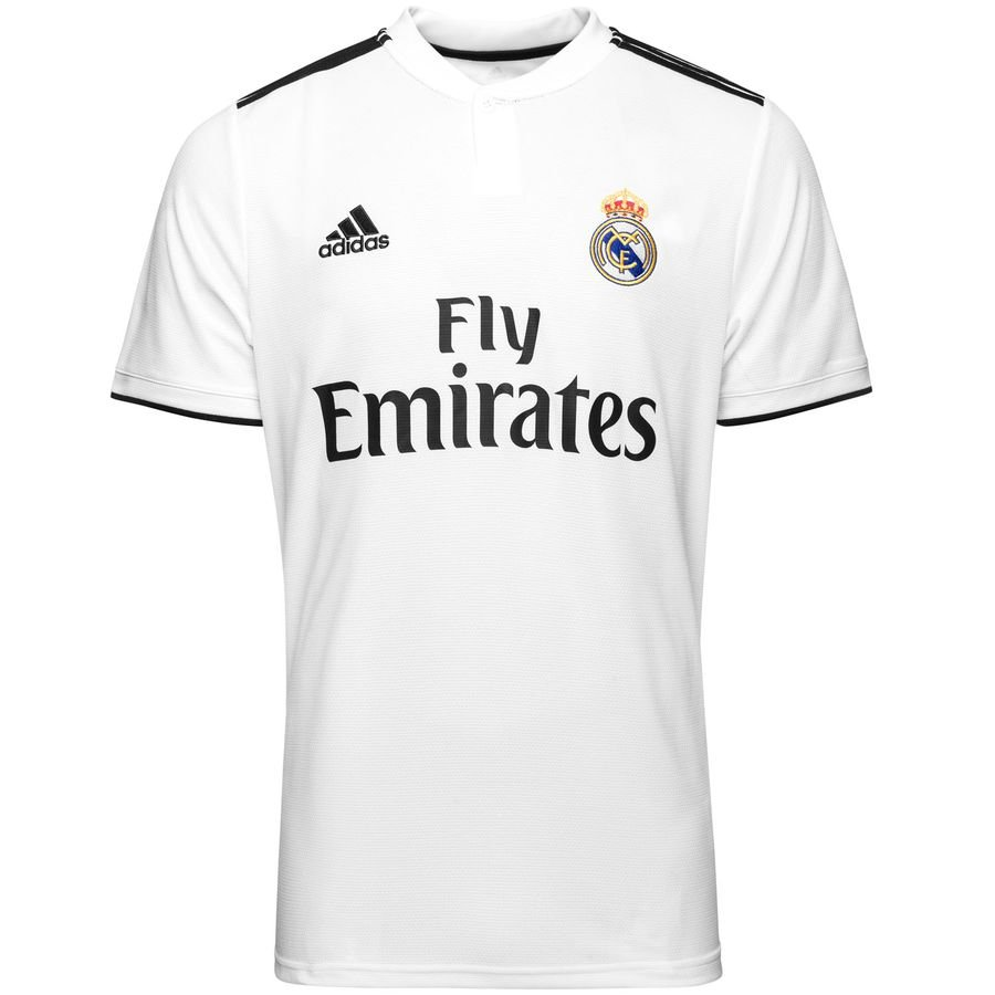 the latest 69cfc a1a60 Real Madrid Home Shirt 2018/19 Kids
