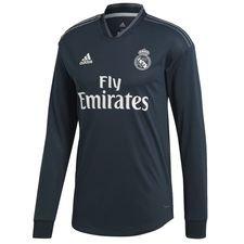 Real Madrid Bortatröja 2018/19 L/Ä Barn
