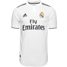 Real Madrid Hjemmebanetrøje 2018/19 Authentic
