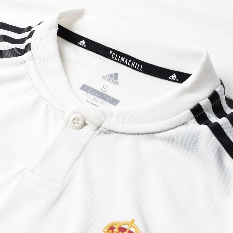 7c11f4c6f45 Real Madrid Home Shirt 2018 19 Authentic