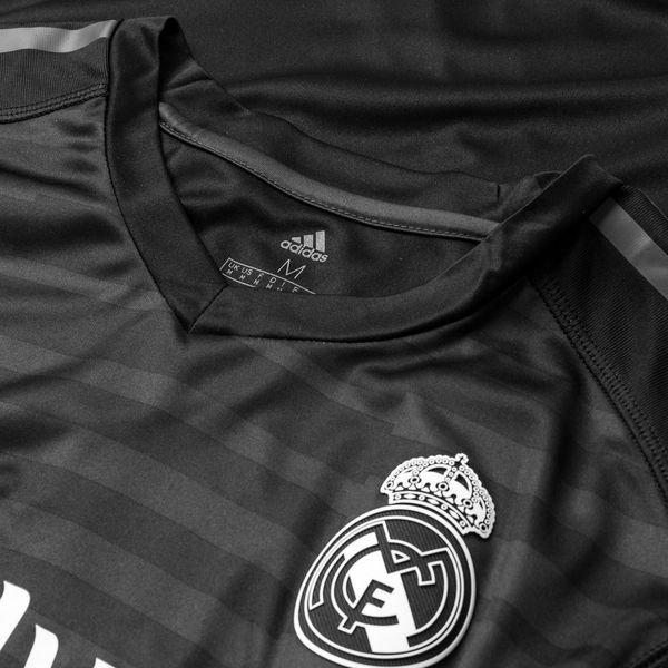 c84b5b72a4c Real Madrid Goalkeeper Shirt Home 2018 19 Kids