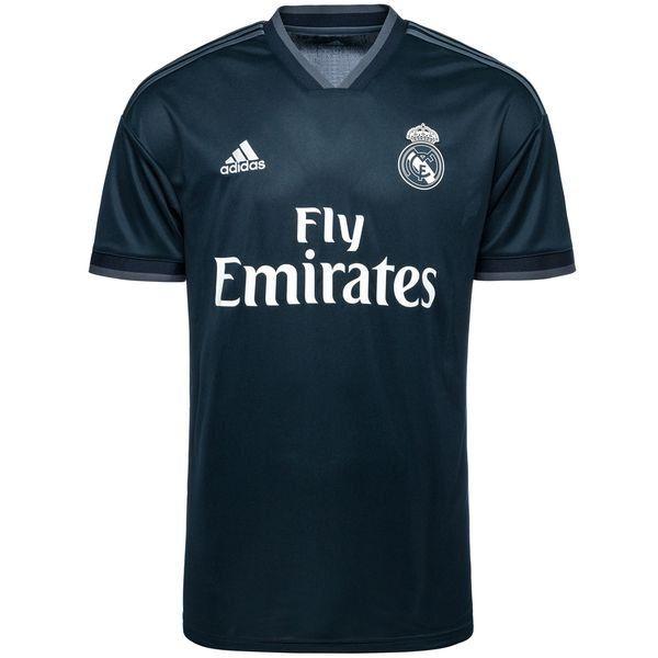 Real Madrid Udebanetrøje 2018/19