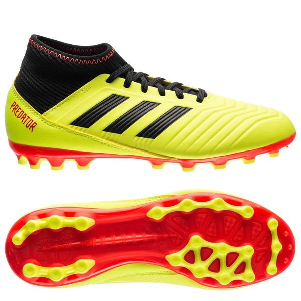 online store 5ac34 533b1 65.00 EUR. Price is incl. 19% VAT. -55%. adidas Predator 18.3 AG Energy  Mode - Solar Yellow Core Black Kids