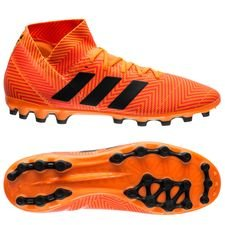 adidas Nemeziz 18.3 AG Energy Mode - Orange/Svart