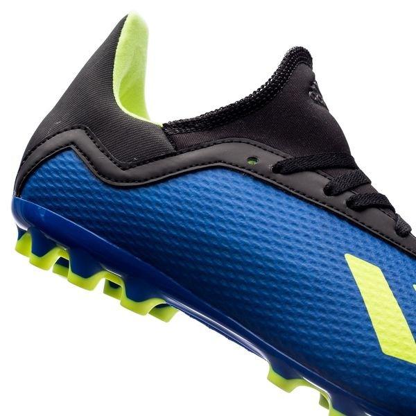 huge discount 2c6cf f25da adidas X 18.3 AG Energy Mode - Blå Gul Barn