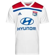 lyon home shirt 2018/19 - football shirts