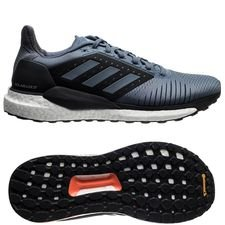adidas solar glide - turkis/grå - sneakers