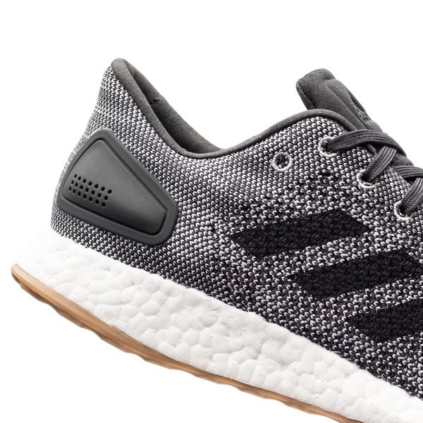 379ee3194 adidas Pure Boost DPR - Carbon Core Black Grey Two