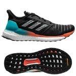 adidas Solar Boost - Core Black/Hi-Res Aqua