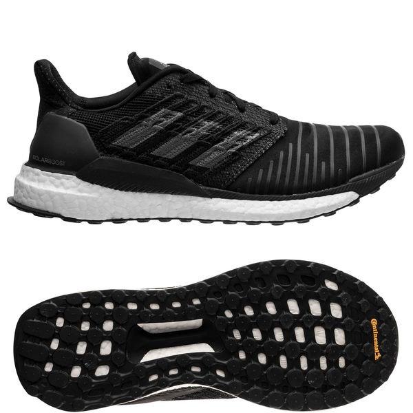 34fb90ead adidas Solar Boost - Core Black Grey Four Footwear White