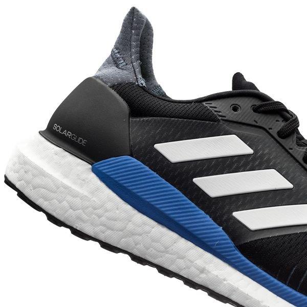 Adidas solar Glide Core Negro / blanco / azul