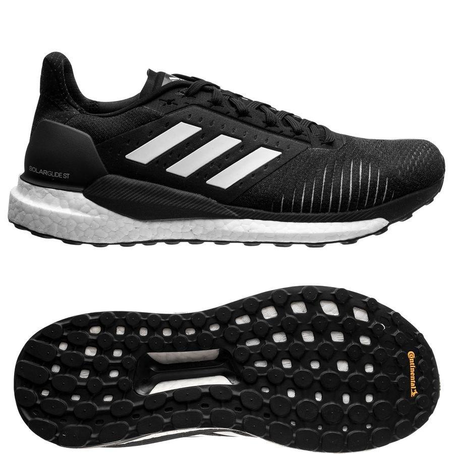 Adidas Glisse Solaire - Noir / Blanc / Gris 4HbI7XWJpv