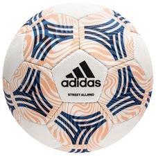 adidas Fodbold Tango Allround - Hvid/Navy