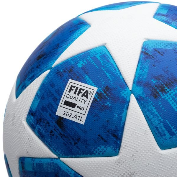 da2af749616 adidas Football Champions League 2018 Final Match Ball - White Blue ...
