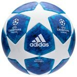 adidas Football Champions League 2018 Final Match Ball - White/Blue