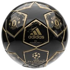 Image of   Manchester United Fodbold Champions League 2018 Finale Mini - Navy/Guld
