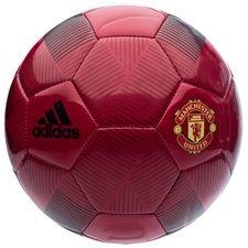 Manchester United Fotboll - Röd/Svart