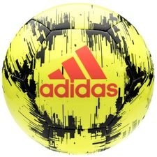 Image of   adidas Fodbold Glider 2 - Gul/Sort/Rød