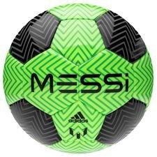 adidas Fodbold Mini Messi - Grøn/Sort