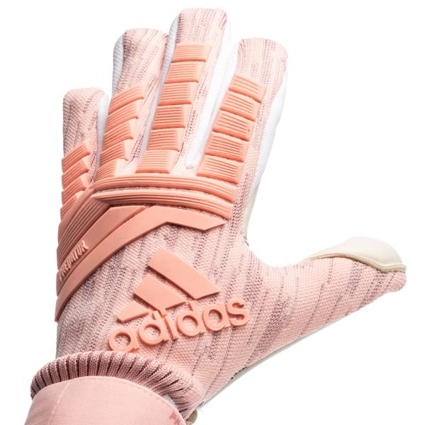 new concept c3cff f50b7 ... adidas gants de gardien predator pro spectral mode - rose - gants de  gardien ...