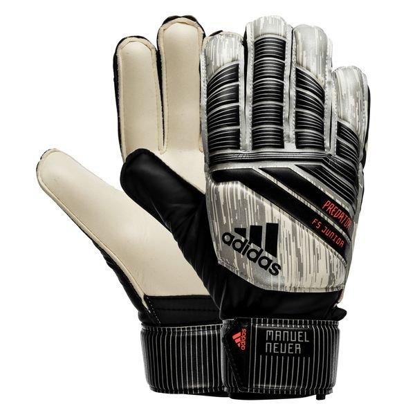 adidas Predator Fingersave Goalkeeper Gloves - Manuel Neuer