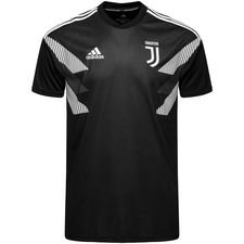 Juventus T-Shirt Presentation - Black/White