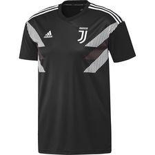 Juventus T-Shirt Presentation - Svart/Vit