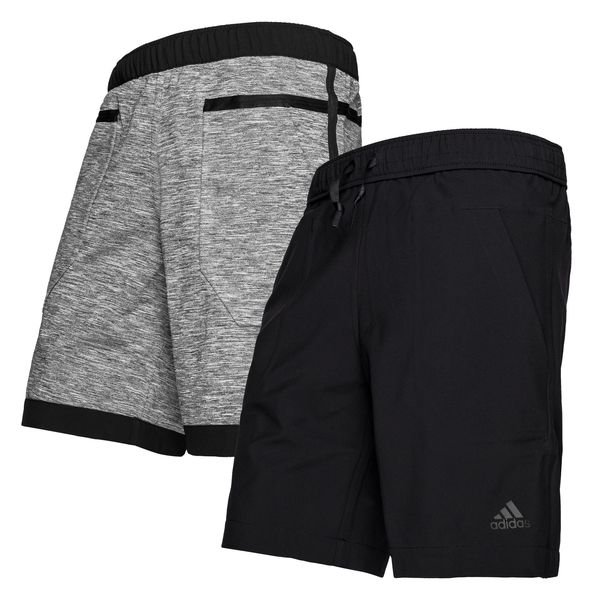 adidas Shorts Z.N.E. Dubbelzijdig ZwartGrijs