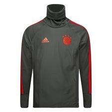 Bayern München Träningströja Warm - Grön/Röd