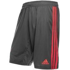 Bayern München Shorts Grå/Röd