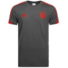 bayern münchen training t-shirt - utility ivy/red - training tops