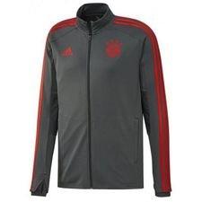 Image of   Bayern München Træningsjakke - Grøn/Rød