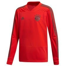 bayern münchen training shirt - red utility ivy kids - training tops