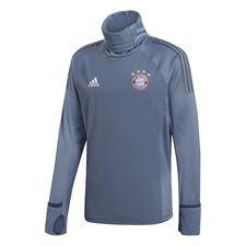 Image of   Bayern München Træningstrøje UCL Warm - Grå