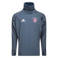 Bayern München Träningströja UCL Warm - Grå