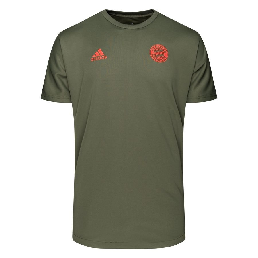 Bayern München T-Shirt Seasonal Special - Grøn thumbnail