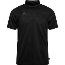 adidas trænings t-shirt tango - sort - træningstrøjer