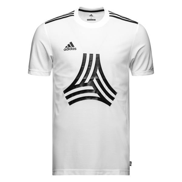 07ddf0f01ddd05 adidas Training T-Shirt Tango - White | www.unisportstore.com