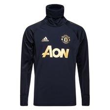 Manchester United Träningströja UCL Warm - Navy
