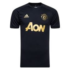 Manchester United Tränings T-Shirt UCL - Navy