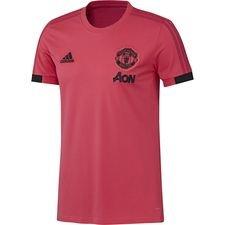 Manchester United T-Shirt - Rosa/Röd